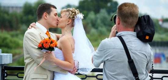 Качественная видеосъемка свадебных торжеств