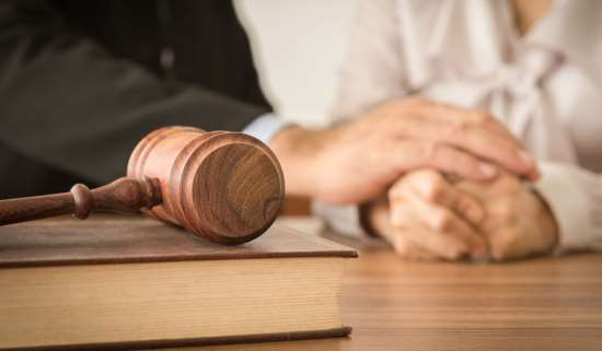 Правовая юридическая помощь на территории России