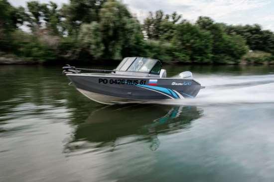 Продажа лодки через услугу срочного выкупа у «АУТ-МОТО»