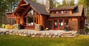 Загородный дом - мечта современного человека