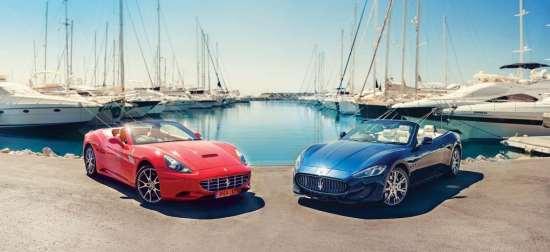 Аренда современного стильного автомобиля на Кипре