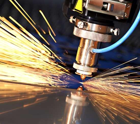 Лазерная резка металла – обработка с высокой скоростью