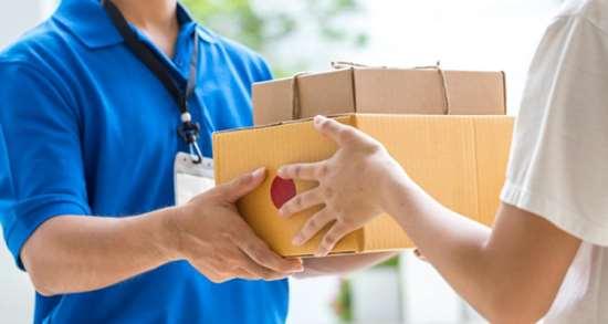 Курьерская доставка продукции для интернет-магазинов