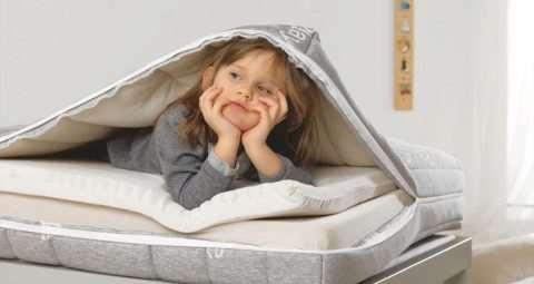 Детский матрас для комфортного и полноценного сна