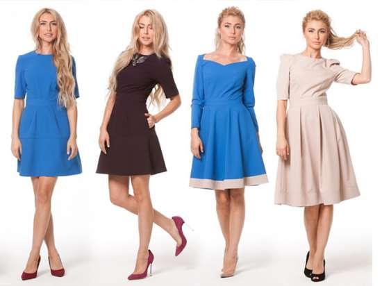 Платья, которые разнообразят рабочий гардероб