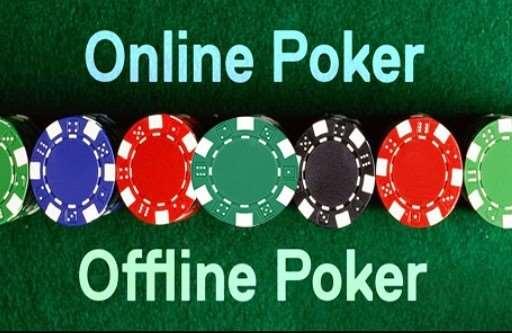 Есть ли различия при игре в покер онлайн и офлайн?