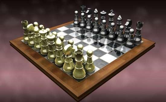 Интернет-портал с возможностью игры в шахматы онлайн