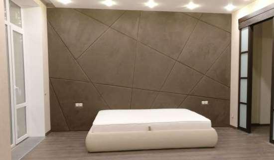 Мягкие стеновые панели из экологичных компонентов