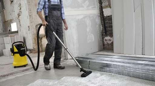 Как проводится уборка после ремонта в производственных помещениях