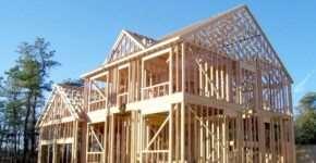 Огромный ресурс службы и стиль каркасных домов