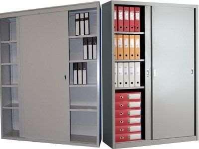 Металлические шкафы для документов — безопасность и ресурс