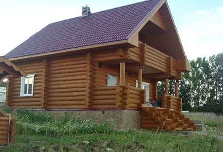 Проектирование и возведение деревянных домов спецами