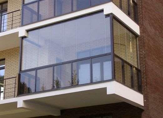 Рекомендации спецов по проведению остекления балкона