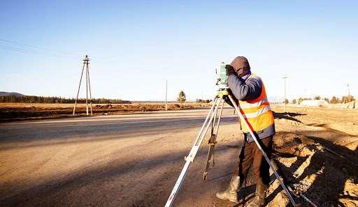 Получаемые за счет геодезической съемки земельного участка данные