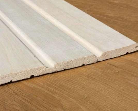 Вагонка из осины — практичность и потрясающий вид