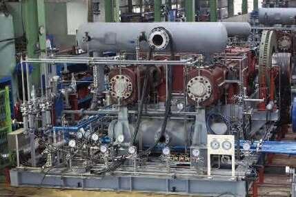 Типы компрессорного оборудования в промышленности