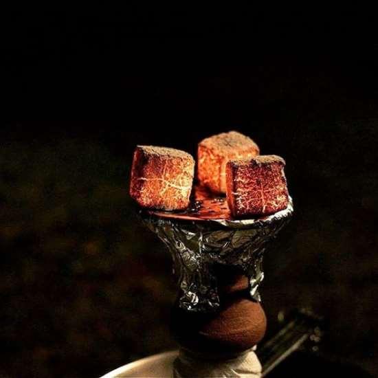 Критерии выбора угля для кальяна
