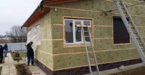 Выбор утеплителя при строительстве частного дома