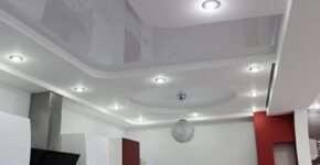 Подвесные потолки для быстрого обновления интерьера