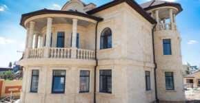 Дагестанский камень для фасада — универсальность и ресурс