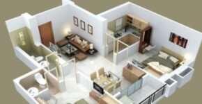 Квалифицированная и недорогая перепланировка квартир