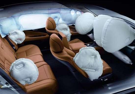 Нюансы ремонта подушек безопасности в авто