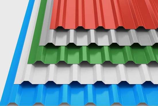 Профнастил для крыши – универсальный материал