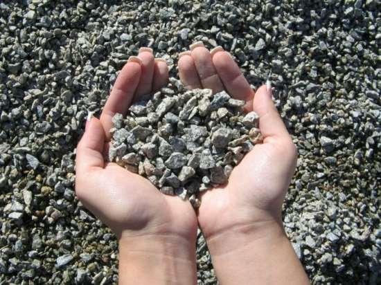 Щебеночно-песчаная смесь современного типа
