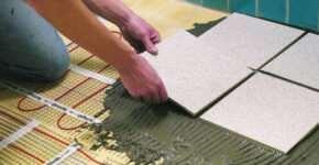 Теплый пол под керамическую плитку. Как правильно выбрать?