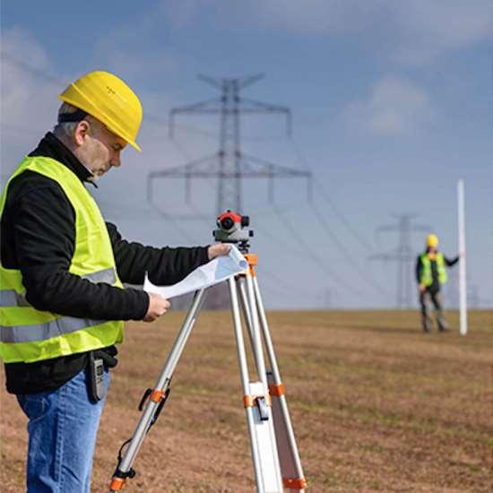 Профессиональные геодезические услуги в Новосибирске