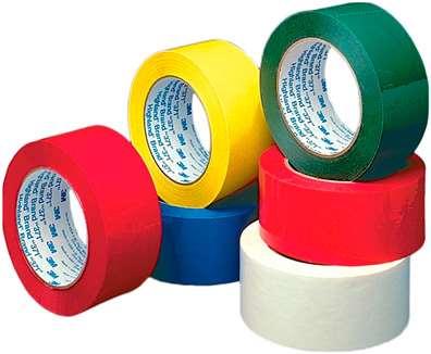 Упаковочные ленты скотч по доступной стоимости