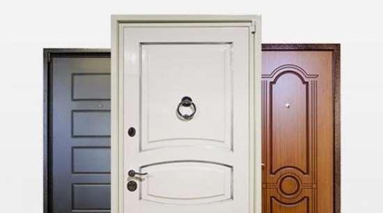 Принципы выбора оптимальных входных дверей