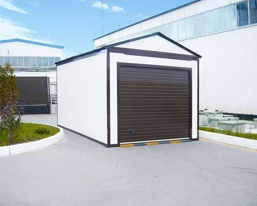 Что представляет из себя модульный гараж