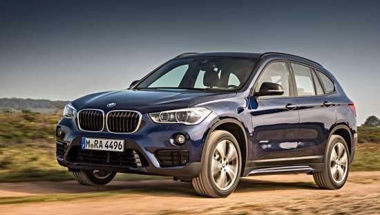 Кроссовер BMW X1: движение в зеленое будущее