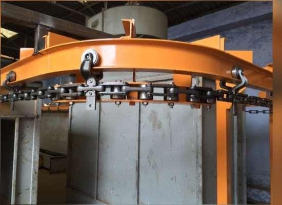 Специфика применения подвесного грузонесущего конвейера
