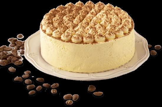 Торты и пирожные от ОАО «Хлебпром»