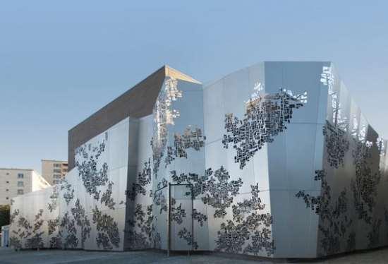Реализация перфорированных фасадов спецами