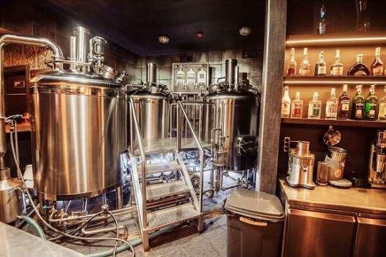 Частная пивоварня — огромный спрос на продукцию