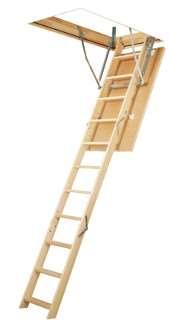 Чердачные лестницы – описание и характеристики