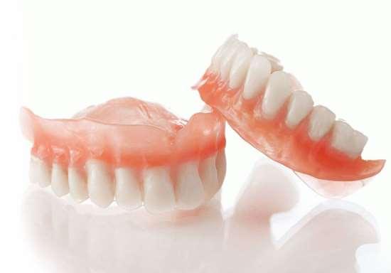 Установка высококачественных зубных протезов