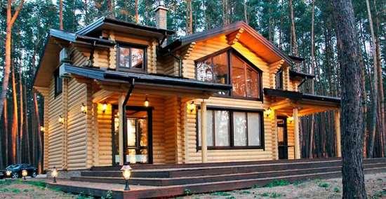 Деревянные дома — отличный стиль и защищенность