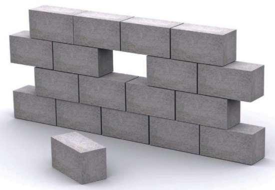 Газоблок — высококачественный строительный материал