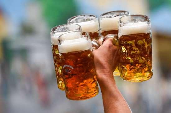 Немецкое пиво — эталон высшего качества