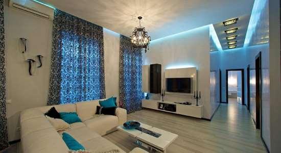 Проведение ремонта квартир и комнат в МСК