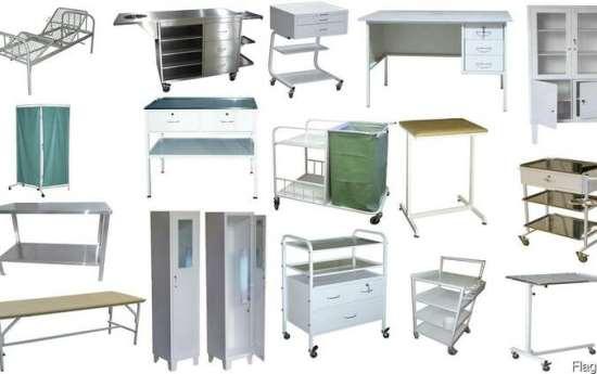 Медицинская мебель от профильной компании