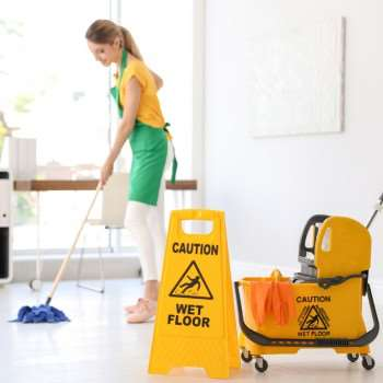 Услуги уборки коттеджей профильными мастерами