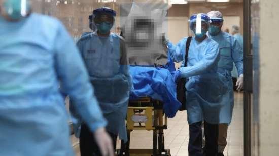Смертность от коронавируса резко увеличилась