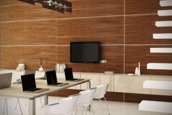 Лучшие стеновые панели на основе дерева