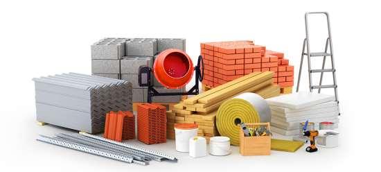 Классификация материалов для стройки