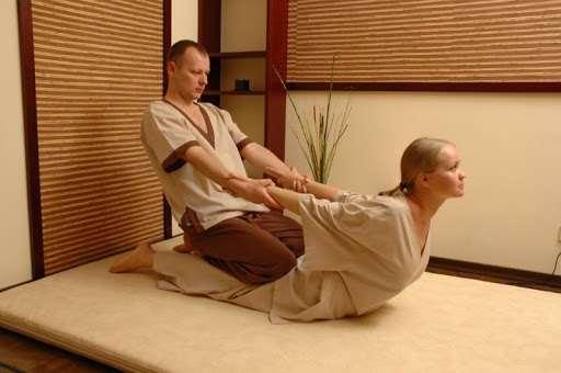 Тайский массаж — серьезная польза для здоровья